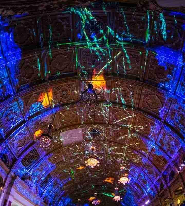 Light Odyssey Blackpool