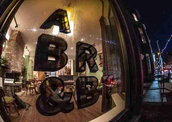 ART B&B - Dragon Creative Website Design